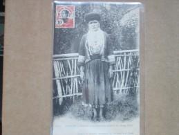 TONKIN FEMME POU PEO LOLO REGION DE DONG VAN - Cartes Postales