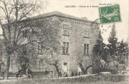 LABLACHERE. CHATEAU DE LA SOMMES - Other Municipalities