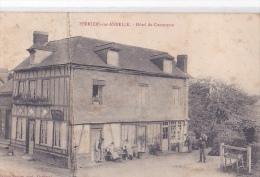 24389 PERRIERS-sur-ANDELLE ( Eure ) - L'HÔTEL DU COMMERCE -ed Mercier, Photo Charleval !état! - Non Classés