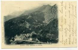 O.355.  BONZO - Groscavallo - Torino - 1900 - Italia