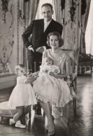 ROYALTY Monaco / Grace Kelly / Rainier III De Monaco - Familles Royales