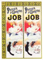 Papier à Cigarette - Vers 1900 - Grande CP Publicitaire - Illustrateur- Des Editions Clouet - Peu Courante -Voir Scans - France