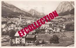 CORTINA D´AMPEZZA 1935 .. COL ROSA .. ITALIE ITALIA .. VENETIE VENETO .. EGLISE MAISON .. SUPERBE .. EDITEUR CASTELLI - Italia