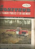 Ancien Moniteur Des Travaux Publics Et Du Batiment  Btp N°5  1965 - Sonstige