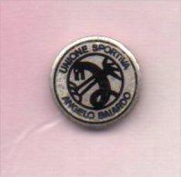 Pq1 S.S. Angelo Baiardo Calcio Genova Distintivi FootBall Soccer Spilla Italy Pins - Calcio