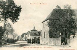 C5269 Cpa 65 Capvern Les Bains - Village Haut - Frankreich