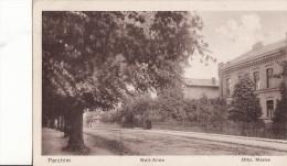 PARCHIM  -  Wall-Allee  -  Offiz. Messe  -  1917 - Parchim