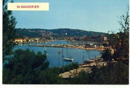 Cp , 83 , SAINT MANDRIER , écrite 1991  , Ed : LEO - Saint-Mandrier-sur-Mer