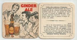 Ginder Ale   - Roomsoep Vlaamse Ardennnen - Sous-bocks