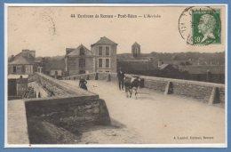 35 - PONT REAN -- L'Arrivée - France