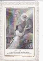 Image Pieuse-mes Promesses A Marie-letaille  PL N°568 -edi Boumard - Images Religieuses