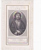 Image Pieuse-jesus Christ-voila L'homme--edi Boumard N°1777 - Devotion Images