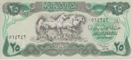 (7084) IRAQ, 1990. 25 Dinars. P-74b. UNC