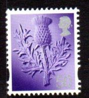 GB Scotland 2003-15 50p Regional Country, With Border, MNH (SG116) - Schottland