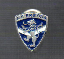 Pq1 ASSOCIAZIONE CALCIO BRESCIA Distintivi FootBall Soccer Pin Spilla Pins Italy - Calcio