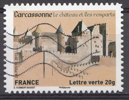FRANCE 2012 Mi.nr: 5654 Historische Gebäude Und Ruinenstätten  Oblitérés - Used - Gestempeld - France