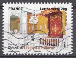 FRANCE 2012 Mi.nr: 5656 Historische Gebäude Und Ruinenstätten  Oblitérés - Used - Gestempeld - France