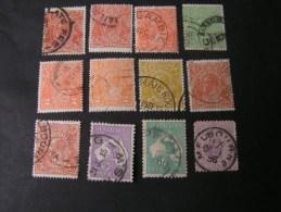 == Australien 1913 Lot