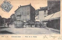 RIVE DE GIER 42 - Place De La Boirie - CPA - Loire - Rive De Gier