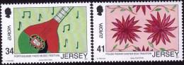 Europa - CEPT - 2006 - Jersey - Yvert.Nr. 1269/1270 - Michel Nr. 1221/1222  ** - Europa-CEPT