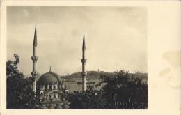 Turquie Turkey Istanbul Sarayburnu Tophane Mosquee Ed. Foto Sender Armenienne Armenie Ecrite - Turkey