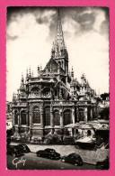 Caen - Cathédrale Saint-Pierre - La Flêche - Anciennes Voitures - GABY - 1961 - Caen