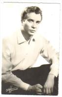 "Carte Postale Ancienne Années 60 ""Philippe Lemaire"" Studio Harcourt - Cantanti E Musicisti"