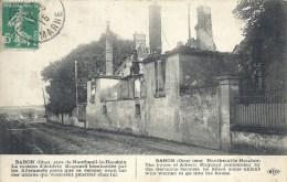 PICARDIE - 60 - OISE - BARON - Près De Nantheuil Le Haudoin - Bombardée Par Les Allemands - Altri Comuni
