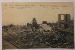 CPA 1914 Bataille De La Marne Du 6 Au 12 Septembre Sermaize Les Bains Grande Rue - JU04 - Sermaize-les-Bains