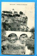 EGG936, Souillac, Château De Belcastel,  Circulée - Souillac