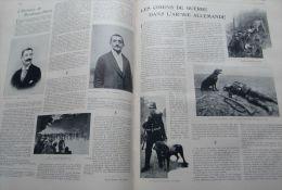 VIE AU GRAND AIR 1899N�37:RCF RECORD SAUT A LA PERCHE/SANTOS-DUMONT/COURSE HIPPIQUE 876 KMS/CHIENS DE GUERRE ALEMANDS