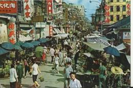 HK2  --  HONG KONG   --  MARKET EXISTING IN THE OPEN STREET KOWLOON - China (Hongkong)