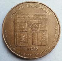 TOKEN - GETTONE  /  Monnaie De Paris _ MILLENNIUM 2001 __ LIMITED EDITION - Francia