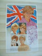 Dominica 1997 Princess Diana - MNH sheet - Scott 2010 = 7.50 $