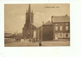 Pont à Celles Eglise - Pont-à-Celles