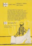 # 17/15 MONSANTO ST.LOUIS 1950s ITALY Advert Publicitè Reklame Chemistry Chemicals Plastic GMO Chemie Chimie Quimica OGM - Advertising