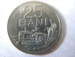 ROUMANIE - 25 BANI 1960. SUP. - Roumanie