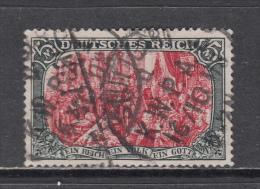 1902    MICHEL  Nº   81  A  B - Deutschland