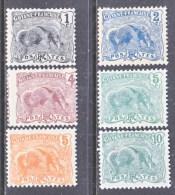 FRENCH GUIANA    51+   * - French Guiana (1886-1949)