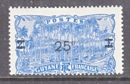 FRENCH GUIANA    101     * - French Guiana (1886-1949)