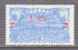 FRENCH GUIANA    106     * - French Guiana (1886-1949)