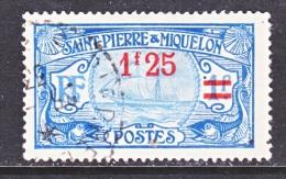 ST. PIERRE & MIQUELON  127     (o) - St.Pierre & Miquelon