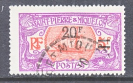 ST. PIERRE & MIQUELON  131     (o) - St.Pierre & Miquelon