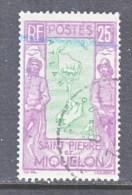 ST. PIERRE & MIQUELON  143     (o) - St.Pierre & Miquelon