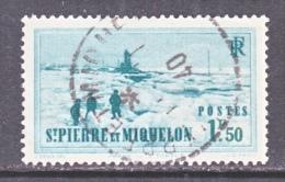 ST. PIERRE & MIQUELON  195     (o) - St.Pierre & Miquelon
