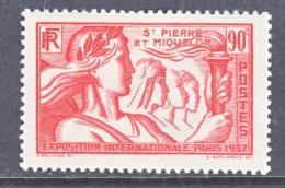 ST. PIERRE & MIQUELON  169    * - Unused Stamps