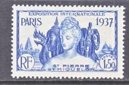ST. PIERRE & MIQUELON  170   * - Unused Stamps