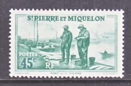 ST. PIERRE & MIQUELON  183    * - Unused Stamps