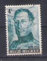 Belgium 1974  Mi Nr 1756  King Albert I  (a1p15) - Used Stamps