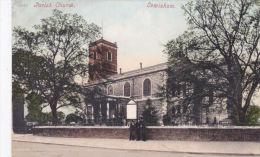 LEWISHAM - PARISH CHURCH - London Suburbs